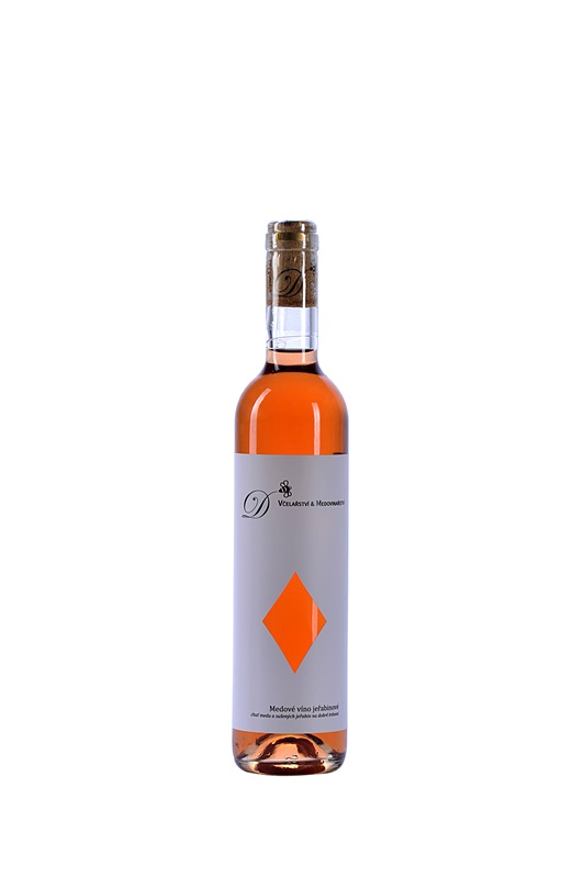 Radomír Dvořák: Rowan honey wine