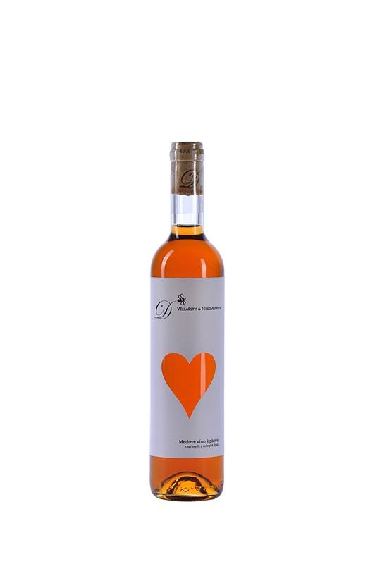 Radomír Dvořák: Medové víno šípkové