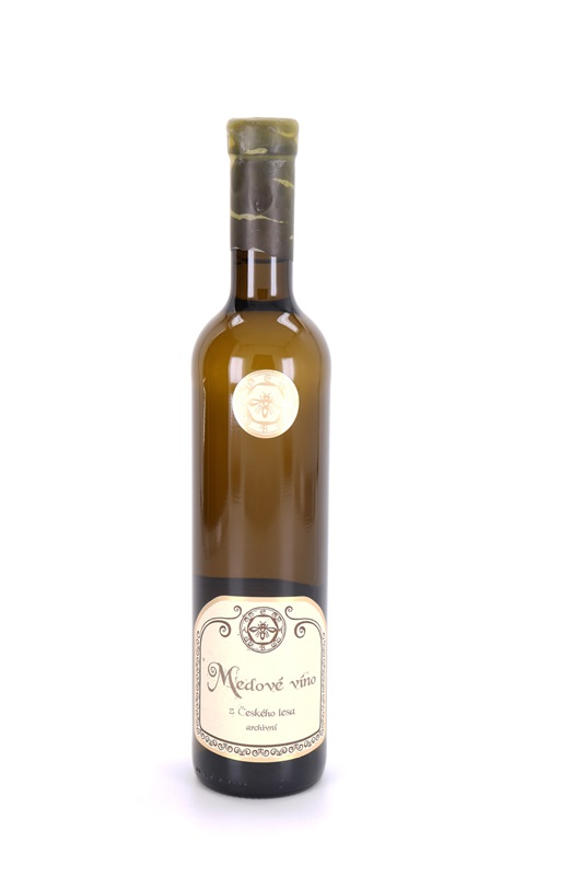 Jaroslav Lstibůrek: Medové víno z Českého lesa - archivní (květový med)