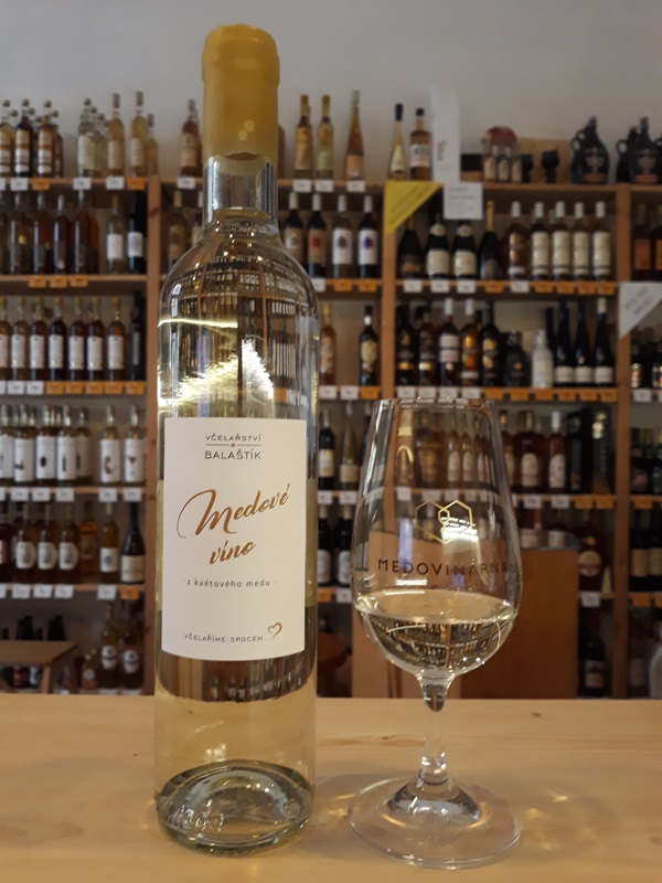 Petr Balaštík: Medové víno (z květového medu)