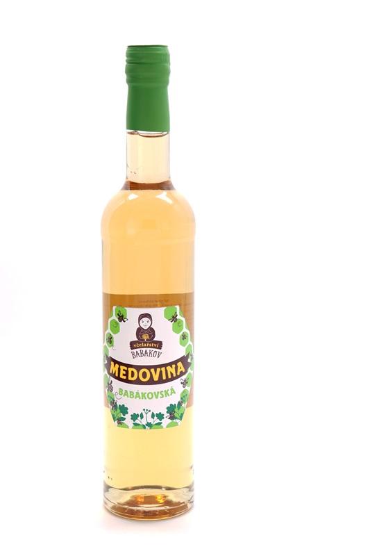 Včelařství Babákov s.r.o.: Medovina Babákovská