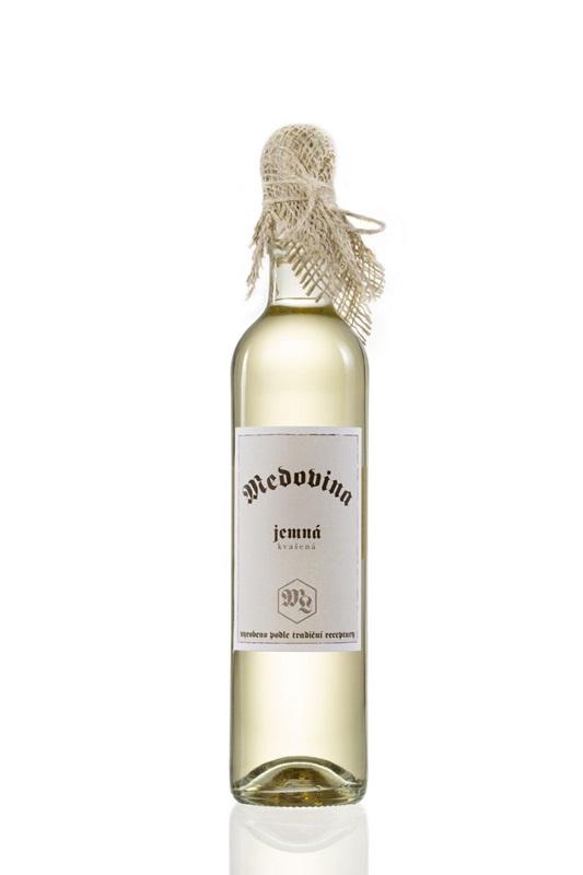 Radomír Dvořák: Medovina jemna (Mild mead)