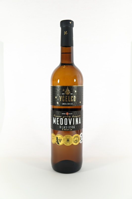 Včelco s.r.o.: Classical mead from flower honey