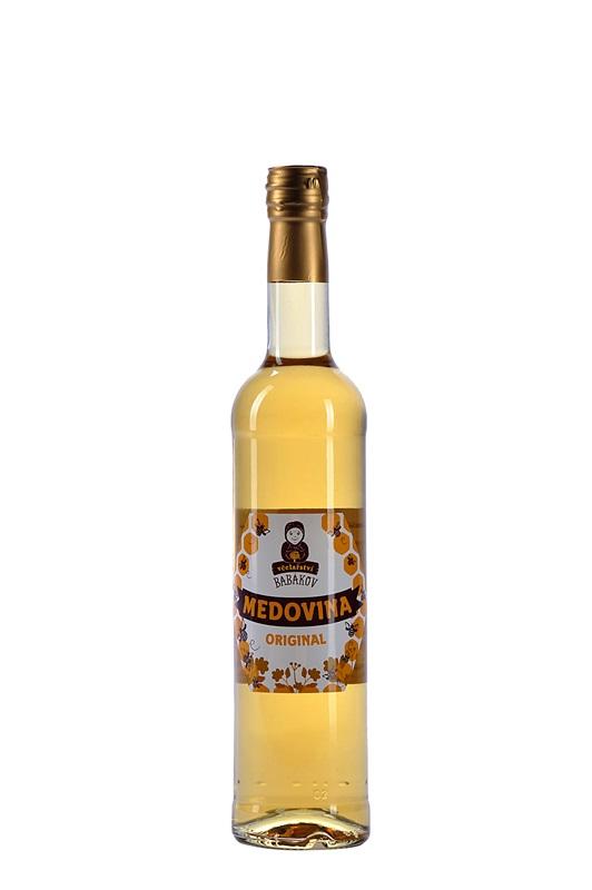 Včelařství Babákov s.r.o.: Medovina original