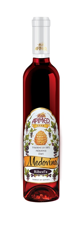 Ing. Peter Kudláč - APIMED: Black currant mead