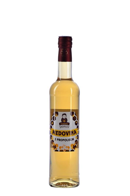 Včelařství Babákov s.r.o.: Medovina s propolisem