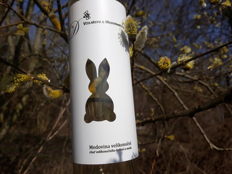 Radomír Dvořák: Medovina velikonoční