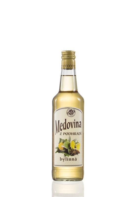 Ludvík Svítek st.: Medovina z Podhradí - bylinná