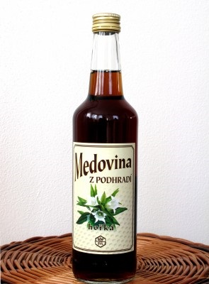 SVIL s.r.o.: Medovina z Podhradí - hořká