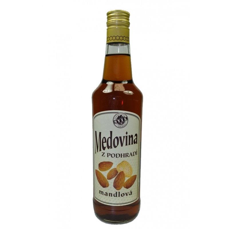 Ludvík Svítek st.: Medovina z Podhradí - mandlová