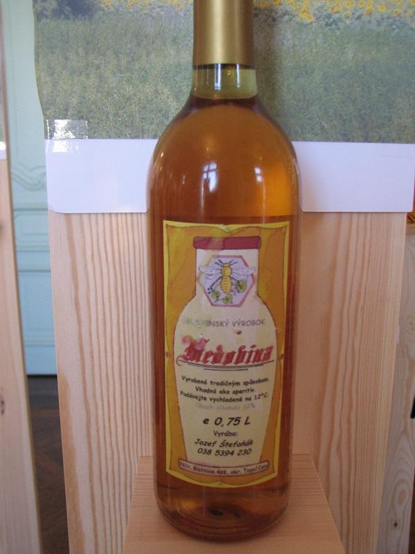 Jozef Štefaňák: Blatnická medovina tradičná