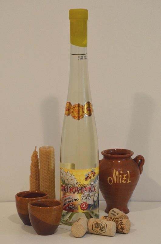 JANKAR PROFI, s.r.o.: Medovinka z medu akátového