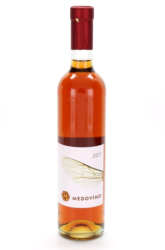 Medovíno s.r.o.: Medovíno sladové (Braggot - Mead with Hops and Malt)