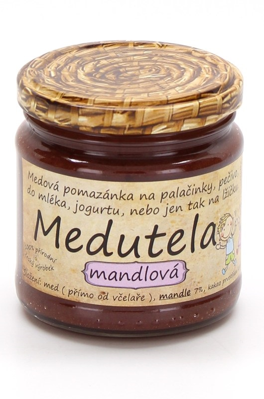Roman Macholda: Medutela mandlová