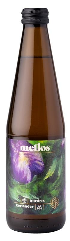 Opre' cidery: Mellos lemonade with Clitoria and coriander