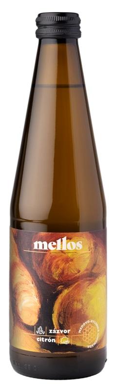 Opre' cidery: Mellos - zázvor + citron