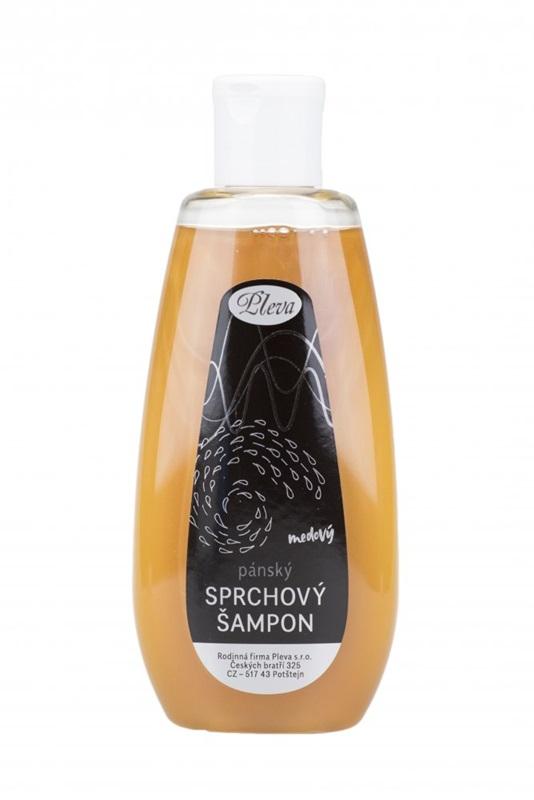 Pleva s.r.o.: Medový sprchový šampon - pánský