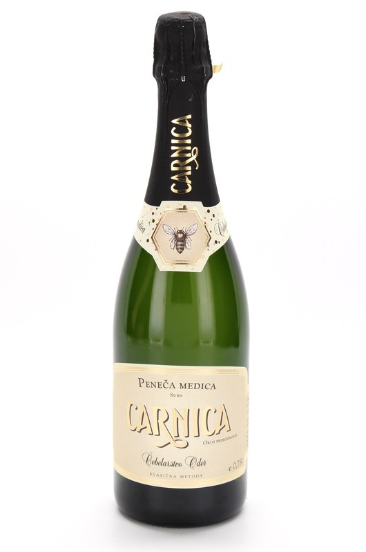 Franc Oder: Archive Sparkling mead Carnica - dry