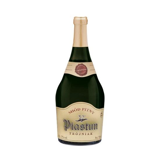 Apis: Piastun - Miód pitny trójniak