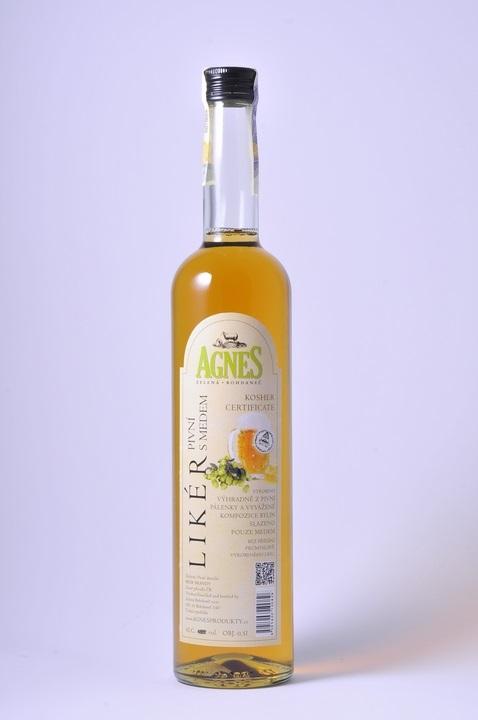 Zelená Bohdaneč s.r.o: Pivní likér s medem