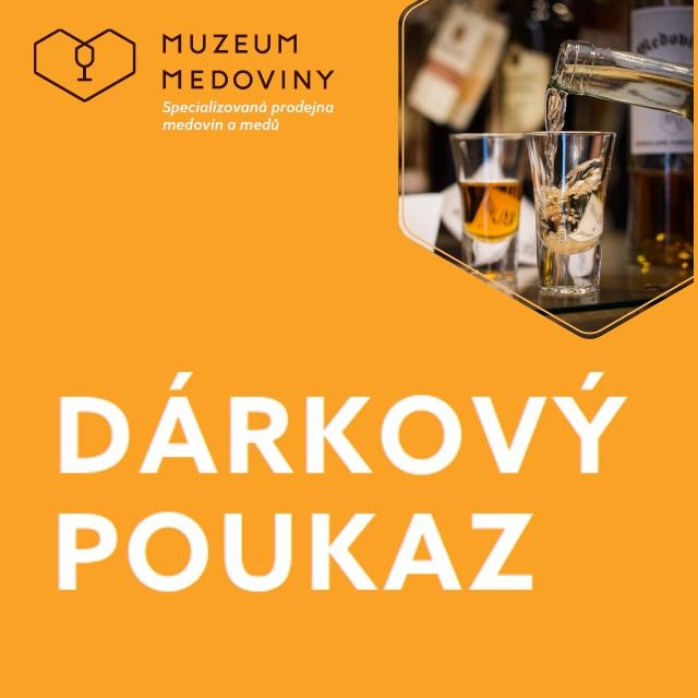 Muzeum medoviny s.r.o.: Poukaz na nákup 1500