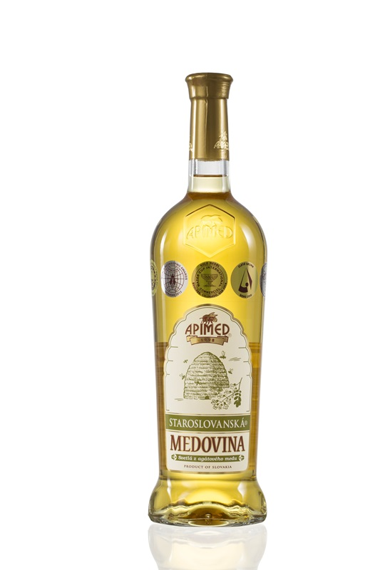 Ing. Peter Kudláč - APIMED: Staroslovanska medovina (Old Slavic light mead)