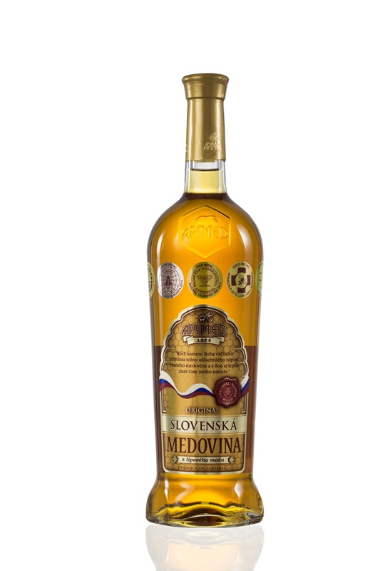 Ing. Peter Kudláč - APIMED: Original Slovak mead
