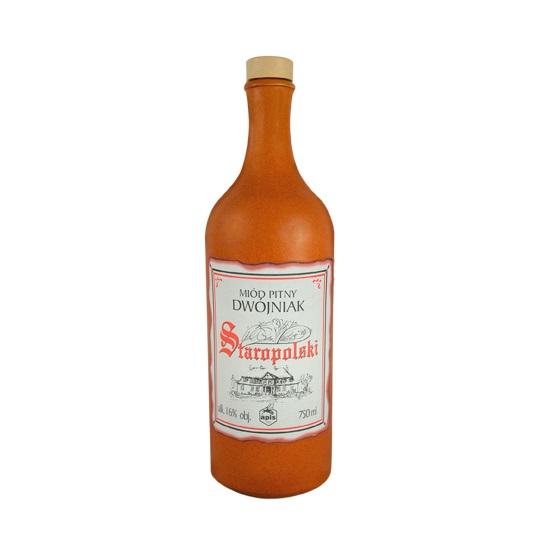 Apis: Staropolski - miód pitny dwójniak