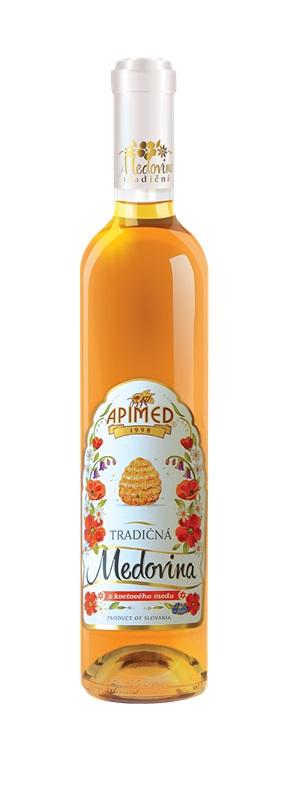 Ing. Peter Kudláč - APIMED: Tradiční medovina