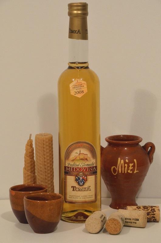 Tomka: Tradičná slovenská medovina 2008