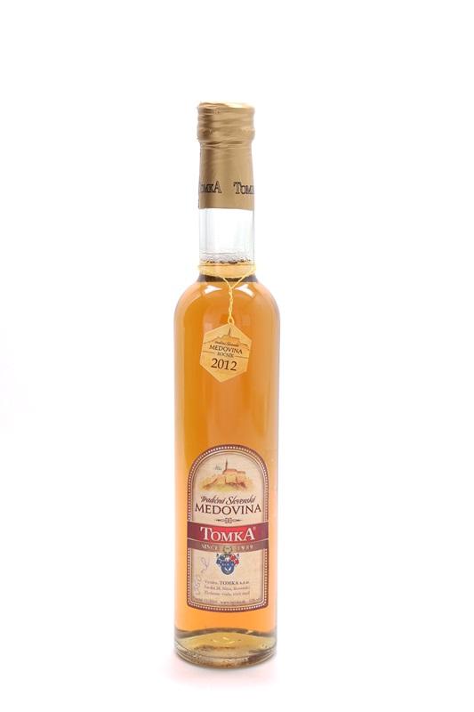 Tomka: Tradičná slovenská medovina 2013