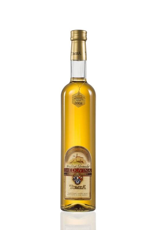Tomka: Tradičná slovenská medovina 2014