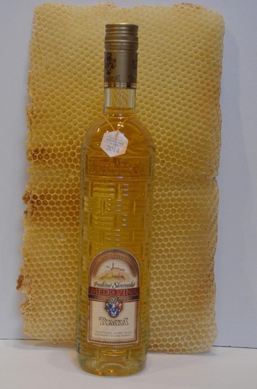 Tomka: Tradičná slovenská medovina 2015