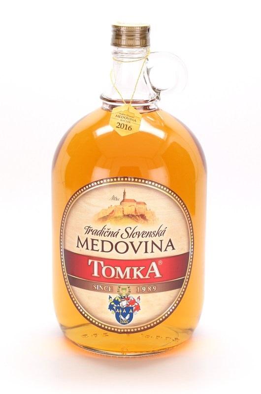 Tomka: Tradičná slovenská medovina