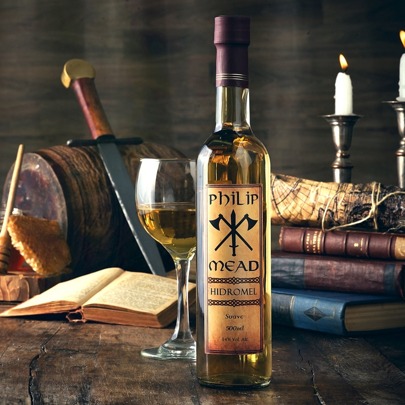 Philip Mead: Traditional Mead