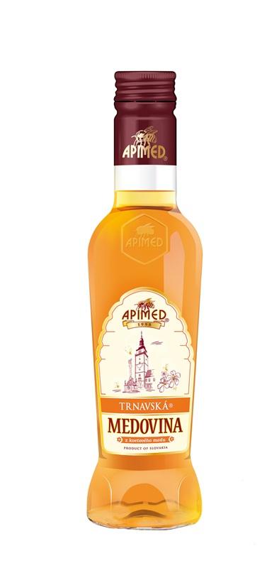 Ing. Peter Kudláč - APIMED: Trnavská medovina - z květového medu