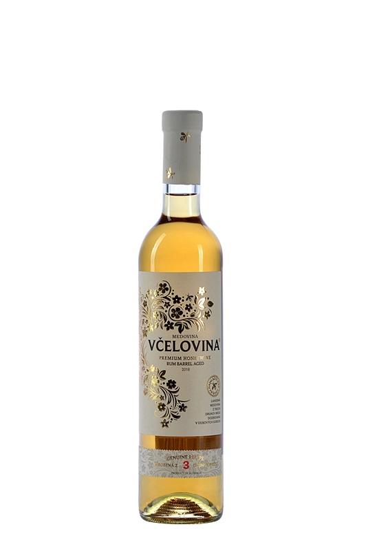 Včelco s.r.o.: Včelovina - Rum Barrel Aged (karibský rum)