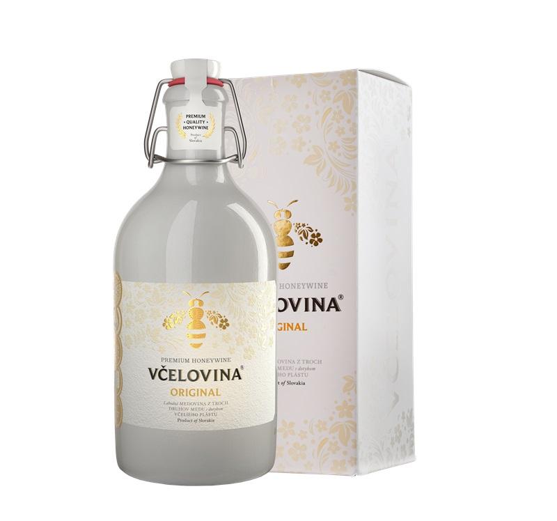 Včelco s.r.o.: Včelovina Original - Retro edition