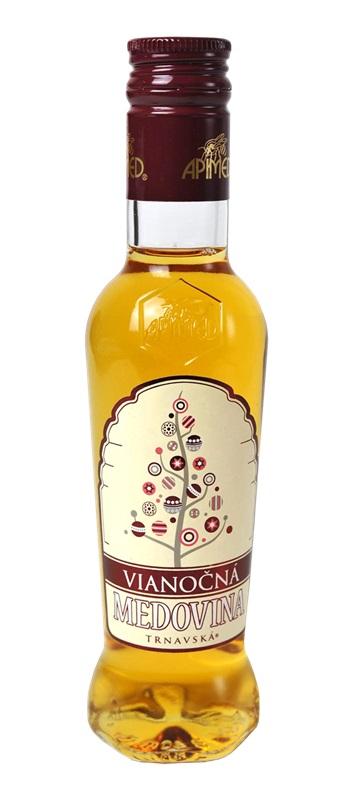 Ing. Peter Kudláč - APIMED: Vánoční medovina