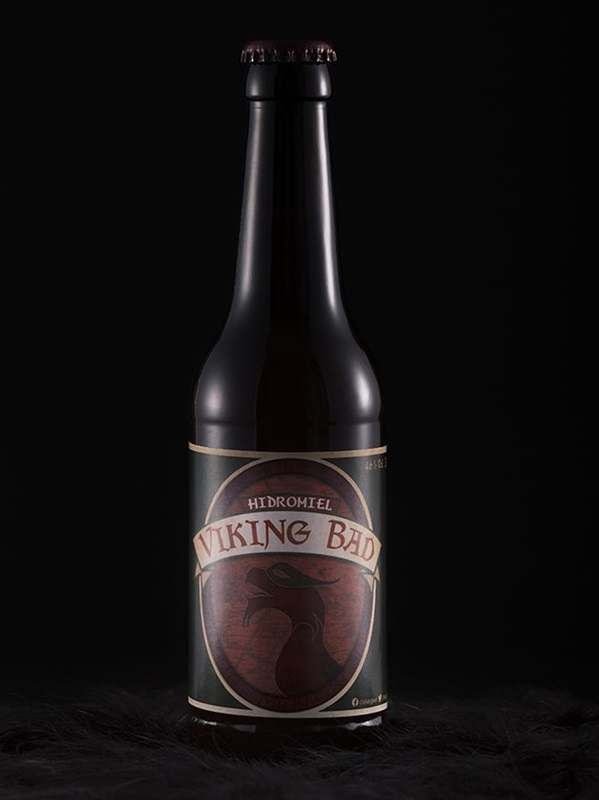 Viking Bad original 33cl bottle