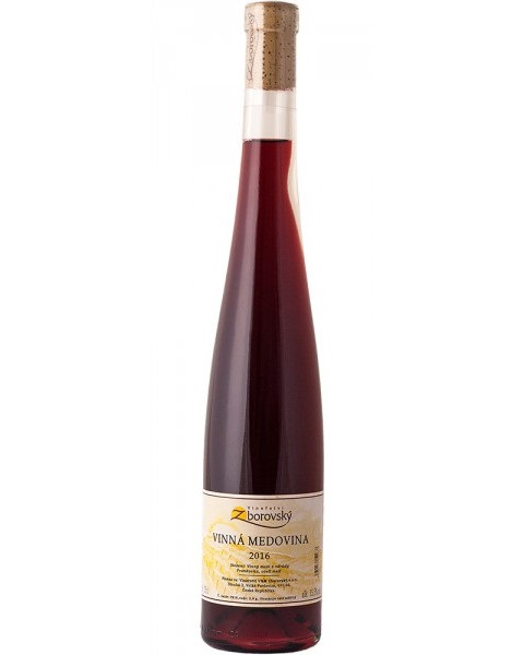 Vinařství V & M Zborovský, v.o.s.: Vinná medovina (Frankovka)